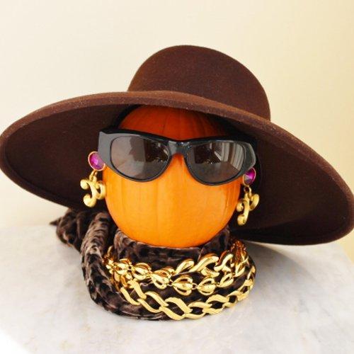 80s pumpkin