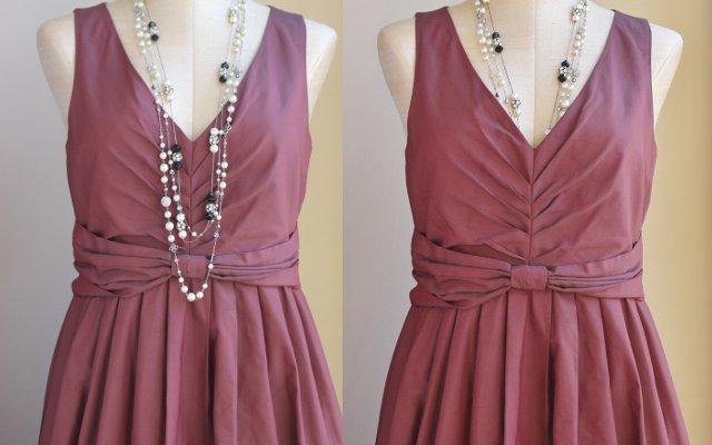 burg dress