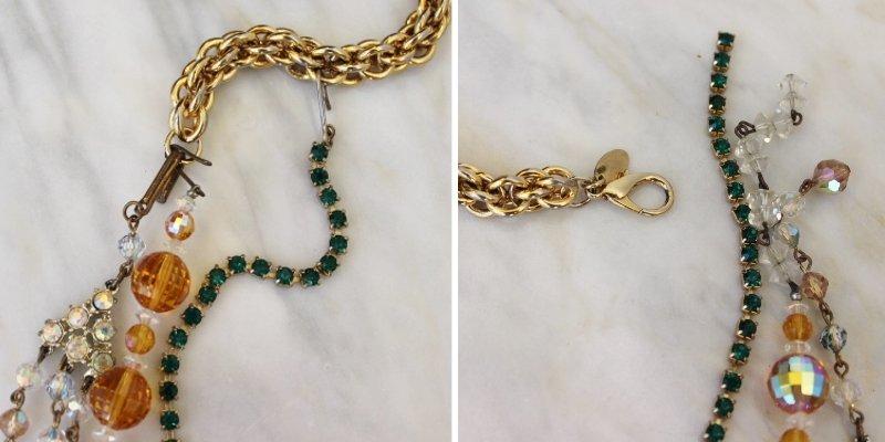 necklace extender bracelet
