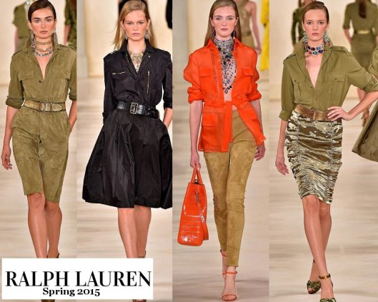 Ralph Lauren Spring 2015 Jewelry Inspiration – From Runway to Real Life!