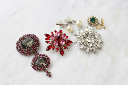 Get The Look: Fall Jewelry Trends As Seen In July Vogue