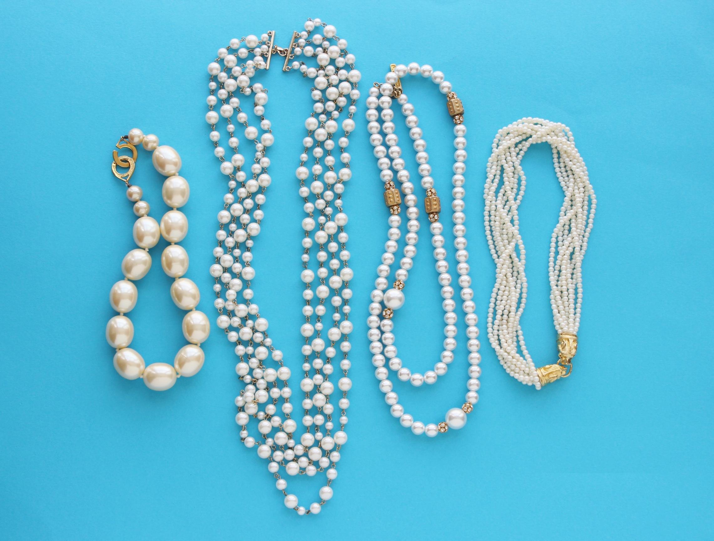 pearl necklac