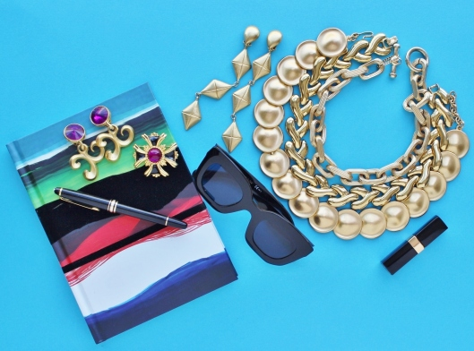 80s 90s jewelry for blog