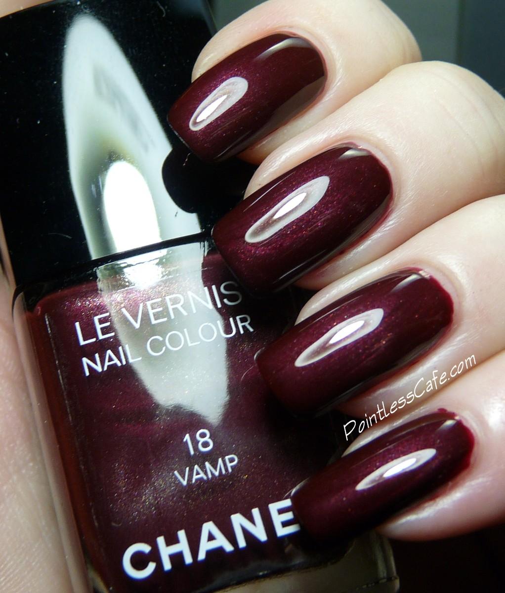 Chanel 18 Vamp 1