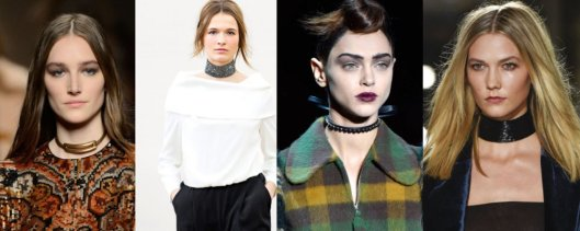 fall trends chokers