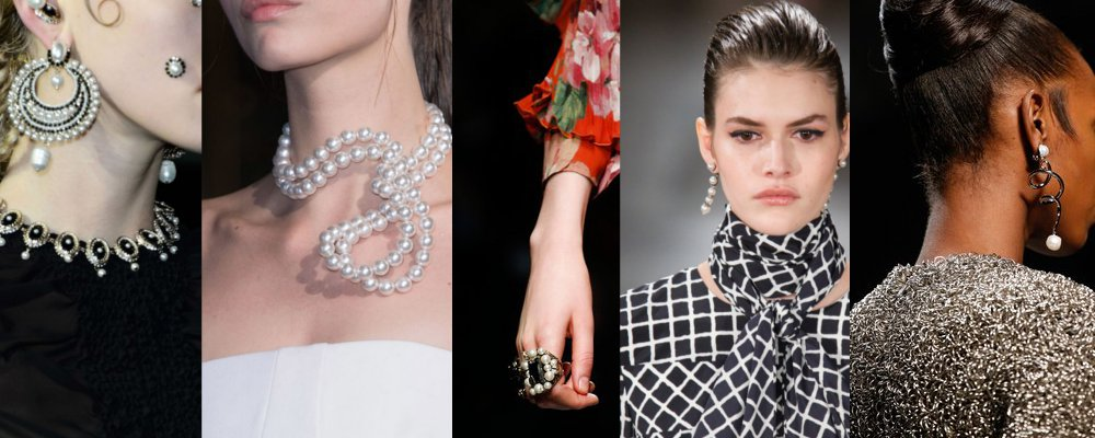 fall trends pearls